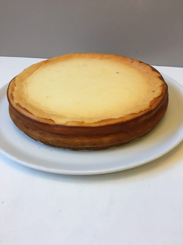 cheesecake compleet